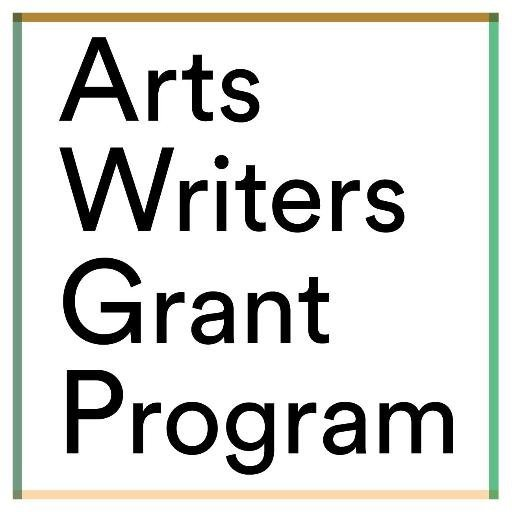 The Arts Writers grant.jpg